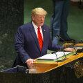 Trump ÜRO-s: tulevik ei kuulu globalistidele, tulevik kuulub patriootidele