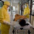 Число жертв коронавируса возросло до 1 113 человек
