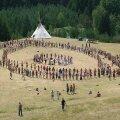 Rainbow Gathering kogunemine Bosnias