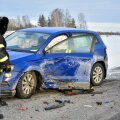 Viljandimaal põrkasid kokkus veoauto ja sõiduato