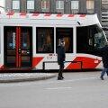 Tramm Tallinnas