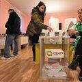 Gruusias toimub presidendivalimiste teine voor