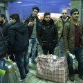 Saksamaalt lennutati ühisväljasaatmise korras kodumaale esimesed 34 afgaani