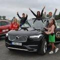 Leedu naiste autoportaali lugejad olid Volvost vaimustuses