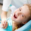 Laste hambaravist – kõige tähtsam on usaldus lapse ja arsti vahel