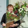 Jaan Krossi kirjandusauhinna laureaadi väljakuulutamine, Viivi Luik