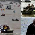 FOTO ja VIDEO | Orkaanijärgsete üleujutustega võitleva Houstoni reservuaarid hakkasid üle ajama; ohvrite arv ähvardab suureneda