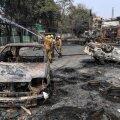 VIDEO | Hindude ja moslemite vahelistes kokkupõrgetes Delhis on hukkunud 20 inimest