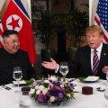 Trump teatas riigivisiidil Jaapanis, et teda Põhja-Korea raketikatsetused ei häiri