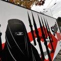 Šveitsi St. Galleni kantoni elanikud toetasid referendumil burkakeeldu