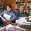 Kirjandusmuuseumi tuhkatriinu sai 1,5 miljonit ja direktor Sutropilt sule sappa