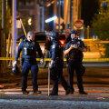 VIDEO | USA-s Louisville'is tulistati meeleavaldusel kaht politseinikku. Protestiti politseinikele mustanahalise naise tapmises süüdistuse esitamata jätmise vastu