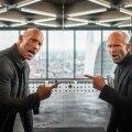 """""""Kiired ja vihased: Hobbs ja Shaw"""" - kinodes 2. augustist."""