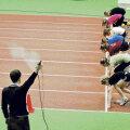60 meetri finaaljooks kujunes eriti pingeliseks võistlusalaks, kus võitja otsustati alles lõpumeetritel.