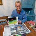 Elmar Mikael Öun, Estonia projekt Rootsis