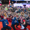 Robotex tõi Saku Suurhalli ligi 10 000 võistlejat ja külastajat