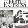 AJAD AMMUSED: 30 aasta tagune esimene Eesti Ekspress.
