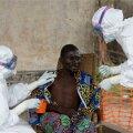 Ebola viirus on täielikult kontrolli alt väljunud