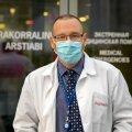 """""""Antud kaasuses on saanud ebaõiglaselt pihta konkursi üks kandidaate dr Arkadi Popov."""""""