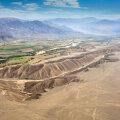 Peruus avastati Nazca kõrbest 2000 aasta vanune kassi geoglüüf