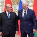 """Lukašenka hoiatas Venemaa peaministrit lääneriikide """"jõleduste"""" eest ja kuulutas Navalnõi mürgitamise võltsinguks"""