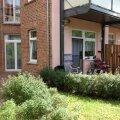 Seenioridele sobivaks kohandatud elamukompleksi siseõu Wittenberges