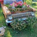 Eriti põnev! Võru linna piiril köidab möödasõitjate pilke lilli täis mossee!
