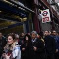 VIDEO JA FOTOD: Kaos Londonis: metroostreik sundis miljoneid inimesi rattaga või jalgsi tööle minema