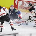 ВИДЕО: Сборная Канады - первый финалист чемпионата мира по хоккею