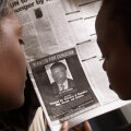 Tabati julma Rwanda genotsiidi ninamees Félicien Kabuga. Ta elas Pariisis valenime all