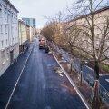 Gonsiori tänava ehitustööd