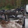 Autorongi õnnetus Põlvamaal
