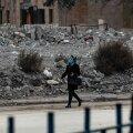 Ar-Raqqah kolm aastat pärast ISIS-e võimu. Purustatud linnas elas enne sõda sama palju inimesi kui Tallinnas.