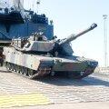USA tank M1 Abrams Paldiskis