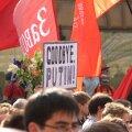 DELFI MOSKVAS: Miljonite marsil hukkus üks ja arreteeriti sadu inimesi