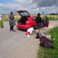 HULL REIS | Nelja naise roadtrip Ungarisse: autoks oli pisike punane kaheukseline õmblusmasin. Meid valdasid õudus, väsimus ja eufooria...