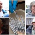 VIDEOREPORTAAŽ | Katkeid vaktsineerimisseisust Kagu-Eestis. COVID-it põdenud wõrolane Meino: enne olin vaktsineerimise vastu, nüüd aga poolt!