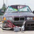 Jalgratturi surmaga lõppenud õnnetus Kuusalu vallas