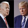 New York Timesi küsitluse järgi on Biden USA presidendivalimiste kampaaniat Trumpi ees juhtimas 14 protsendiga