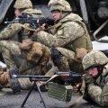 Ida-Ukrainas intensiivistus valitsusvägede positsioonide pommitamine, kolm ukrainlast sai surma