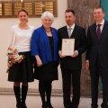 Eesti-Läti keeleauhinna võitis tänavu Tartu Ülikooli teadur