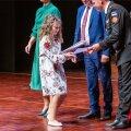 ФОТО | Спасательный департамент наградил знаками отличия 112 человек. Самому младшему 11 лет