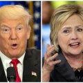 Küsitlus: ameeriklased on oma presidendikandidaatide ees hirmu täis
