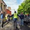 Viljandis toimus puude kaitsmiseks meeleavaldus.