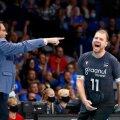 Peatreener Cédric Énard kinnitas, et tahab jätkata tööd Eesti koondisega. Oliver Venno valisid Delfi lugejad meie parimaks võrkpalluriks.