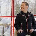 Medvedev jätkab Ühtse Venemaa erakonna juhi kohal