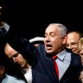 Iisraeli peaminister lubab valimiste võitmise korral asuda Läänekallast annekteerima