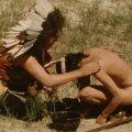 Indiaanlased kasutasid naftat raviotstarbel