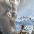Filipiinidel põgenes õige pea pursata ähvardava vulkaani eest tuhandeid inimesi