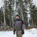 Argo Rau selja taga on mets, kus ürask juba sees, aga raiuda ei või, sest kõrvalolev lank on uuenemata. Võimalik, et seda saab edaspidi raiuda metsakaitseekspertiisi alusel.
